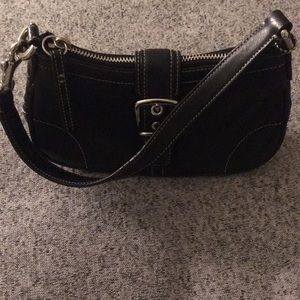 COACH Genuine Leather clutch bag